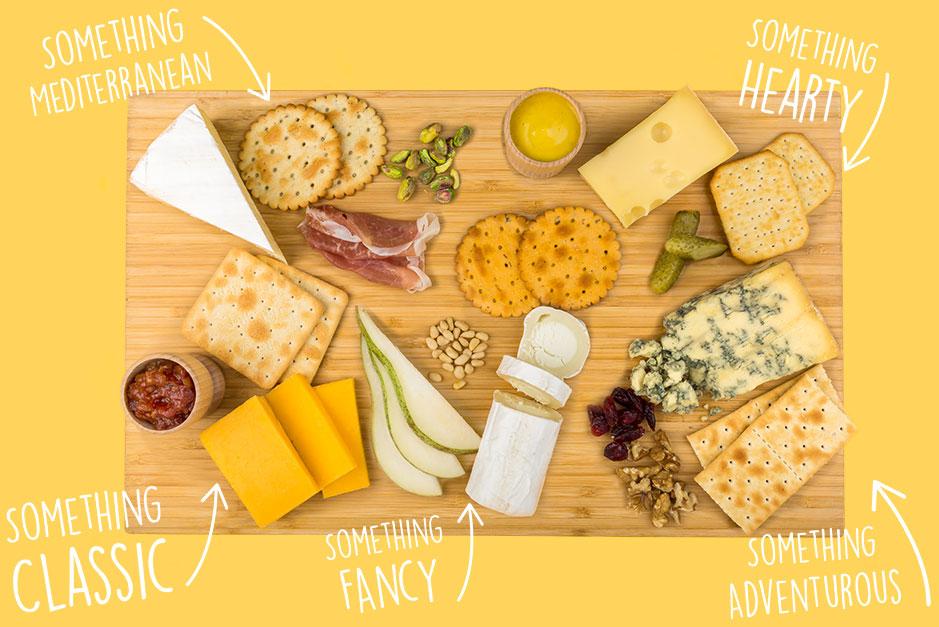cracker varieties