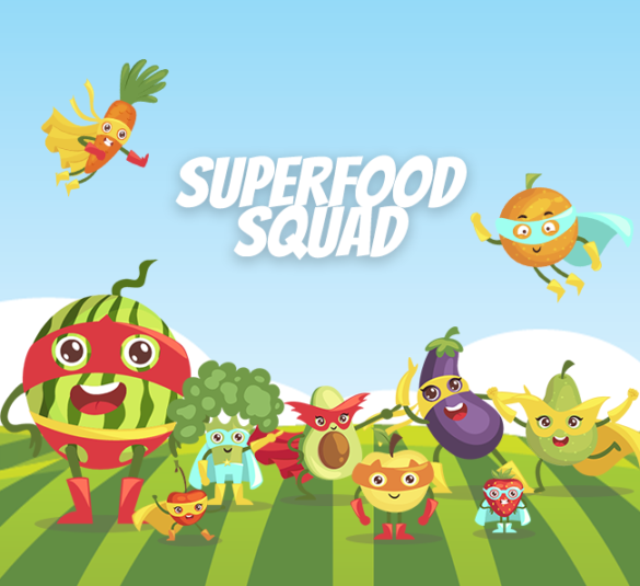 Superfood squad