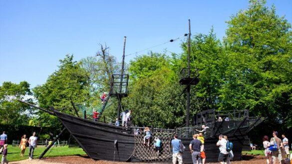 Bowood Pirate Ship