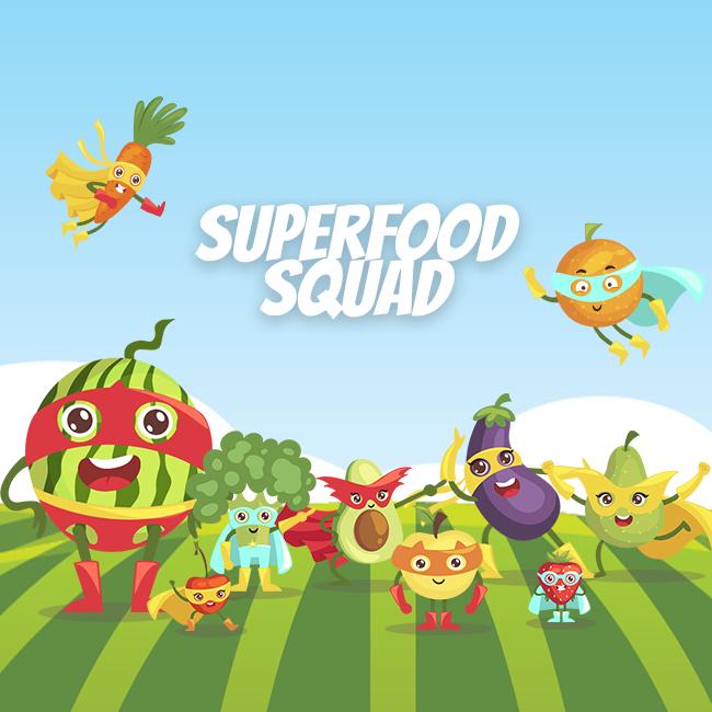 Superfood squad