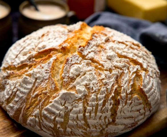 bread square