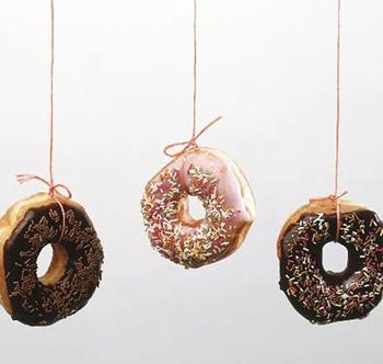 donut bobbing