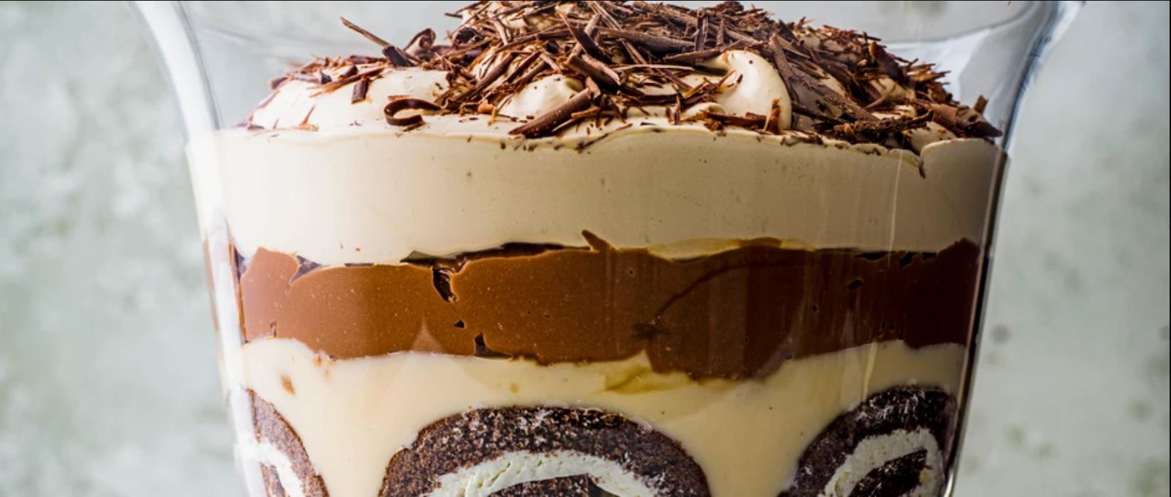 Baileys Trifle