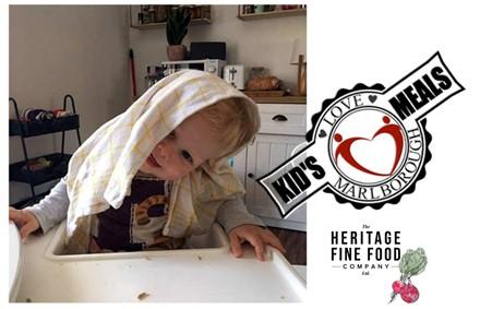 Love Marlborough Kids meals