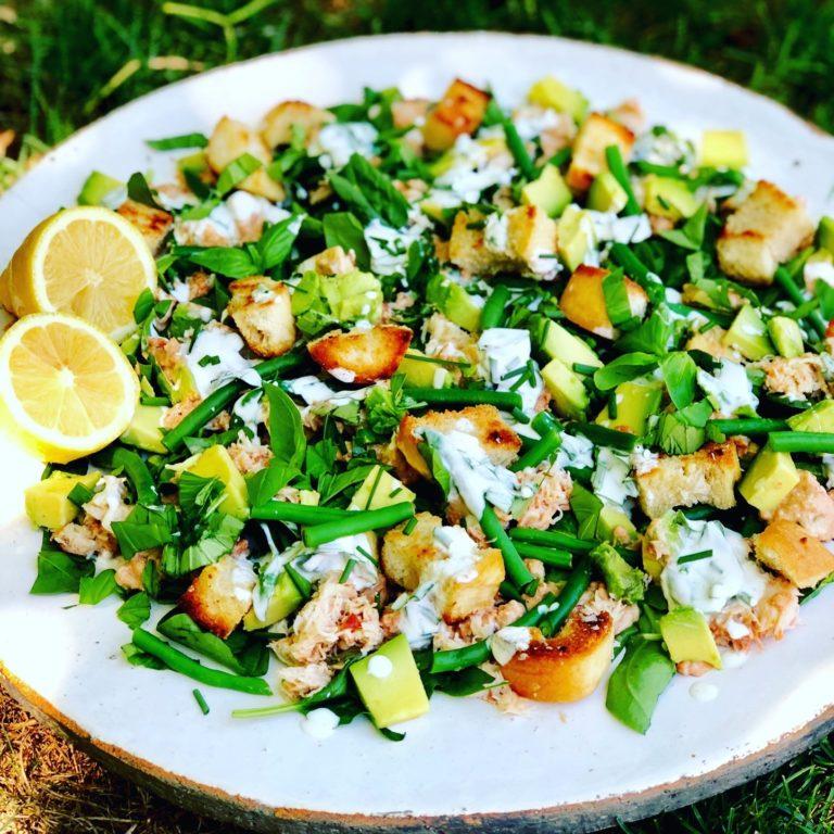 avocado-crab-salad