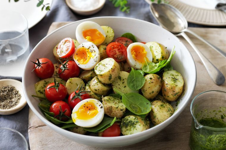 pesto-potato-and-egg-salad