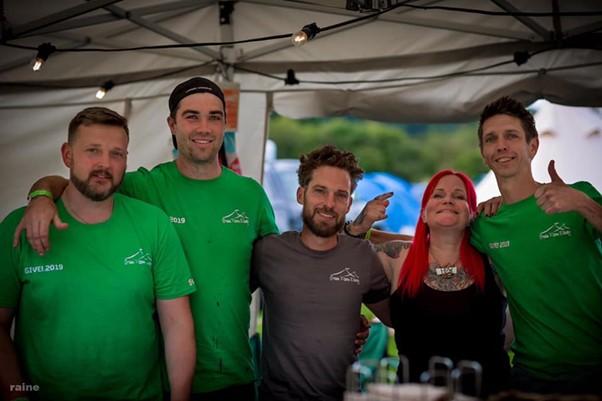 green farm events team
