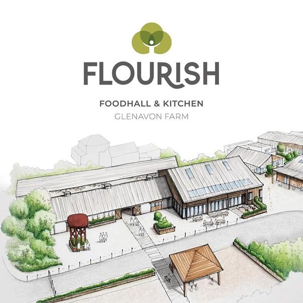 Flourish foodhall