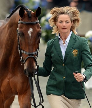 Lucinda Fredericks 2012 Olympics