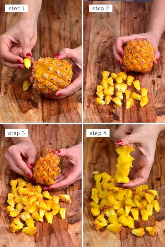 Pineapple hack