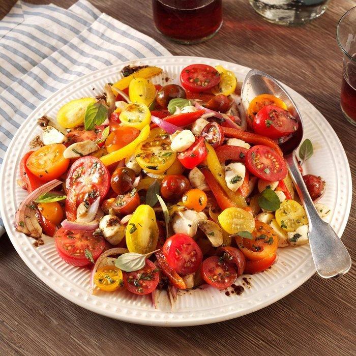 Roasted-Pepper-Salad