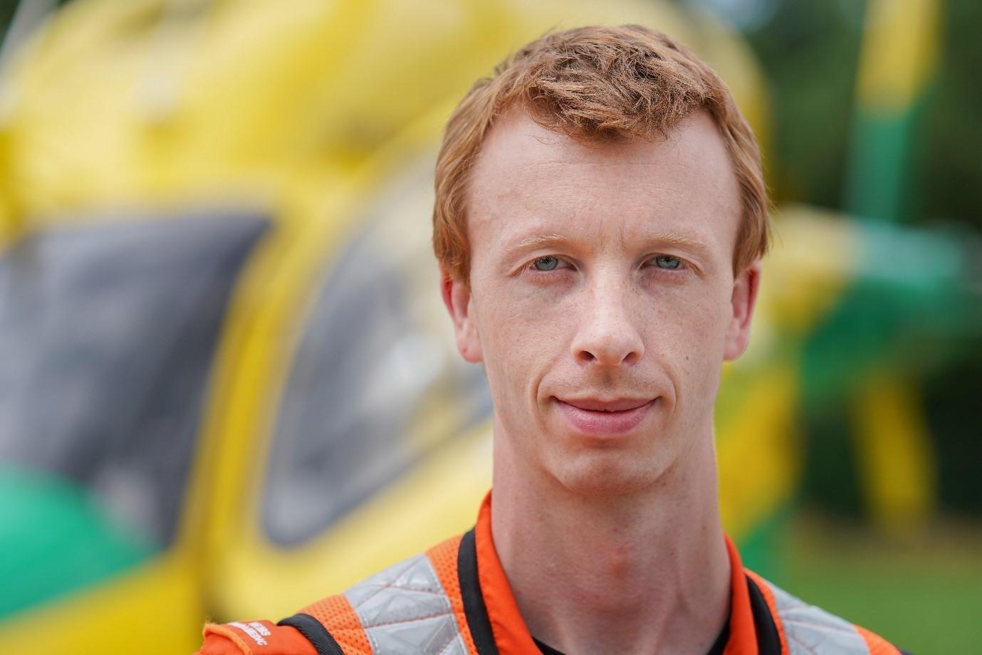 WAA Craig Wilkins Specialist Paramedic