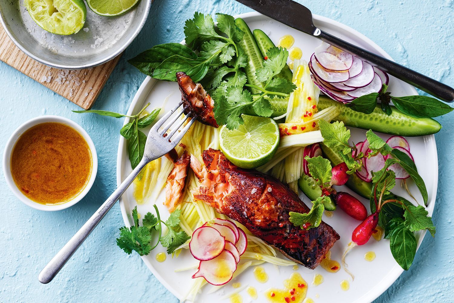 barbecued-salmon-in-wasabi-and-soy