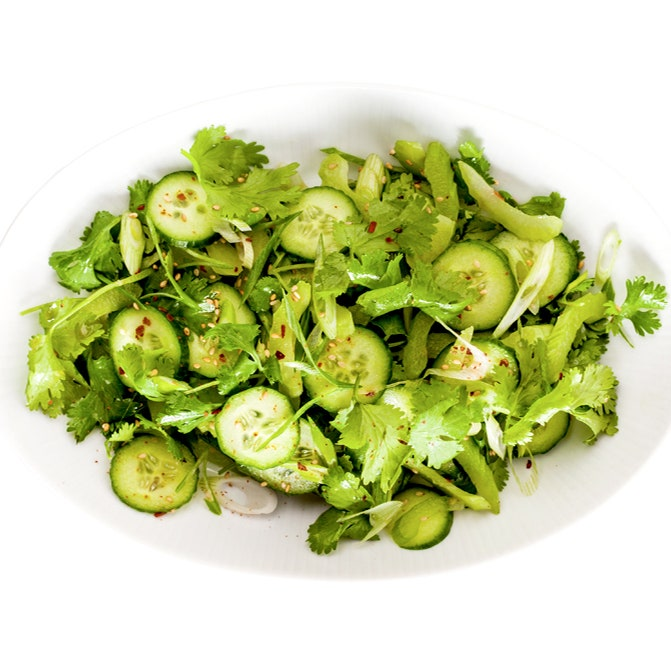 tiger-salad