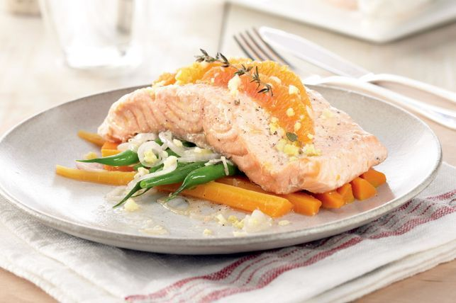 salmon-steamed-in-paper-parcels