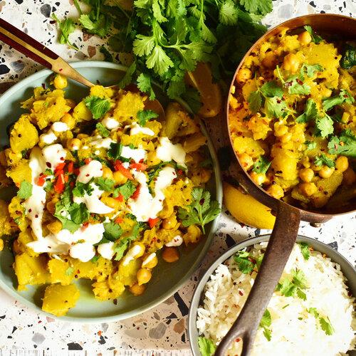 vegan+marrow+curry+recipe+
