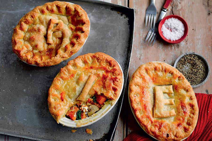 Buttternut Pie
