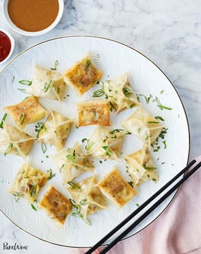 breakfast dumplings