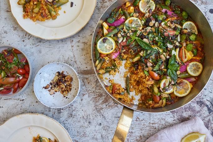 vegetarian-paella-recipe